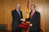 Industria y Ciencia firman un acuerdo para facilitar la internacionalización de las empresas innovadoras