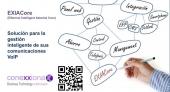 La firma TIC gallega Conexiona Telecom presenta un innovador software de gestión inteligente de las comunicaciones en las empresas