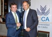 El Campus del Mar de Vigo se alía con el de Cádiz para alcanzar el liderazgo internacional en el conocimiento del medio marino