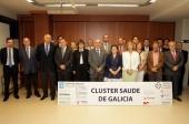 Nace el Clúster de la Salud en Galicia