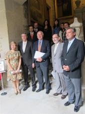 Vinagre gallego y un software contra el espionaje industrial, ideas innovadoras premiadas por la USC