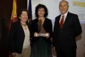 El proyecto Bibliosaúde del Sergas recibe el Premio Nacional a la Calidad y la Innovación