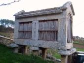 La tecnología matemática ratifica la eficiencia arquitectónica de los hórreos gallegos