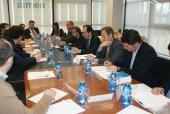 Las empresas gallegas se informan en Aimen sobre los fondos para I+D+i de Igape y Xesgalicia