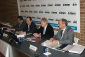 El Centro Tecnológico AIMEN acoge la presentación en Galicia de la Plataforma Tecnológica Ferroviaria Española