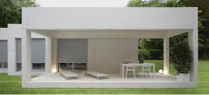 Las viviendas modulares de Aplihorsa, fabricadas con hormigón