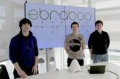 Estudiantes cántabros desarrollan el primer Ebook en braille