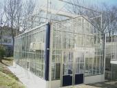 Galicia cuenta con un invernadero de última generación para plantas transgénicas