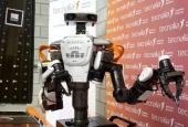 Un robot humanoide capaz de trabajar con personas