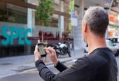Grupo SPEC presenta una aplicación que permite fichar con el móvil