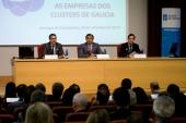 Los clústers de Galicia participan en un encuentro centrado en la cooperación empresarial como clave para ser más innovadores