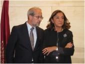 """Carmen Vela, secretaria de Estado de Investigación, Desarrollo e Innovación, preocupada por la """"fuga de cerebros"""""""