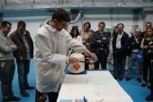 AIMEN estudia la aplicación de nuevos materiales, como la fibra de carbono, para la reparación de piezas industriales