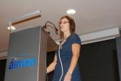 Un proyecto sobre adhesivos autoreparantes de poliuretano termoestable, mejor trabajo presentado en el XIV Congreso de Adhesión y Adhesivos organizado por AIMEN