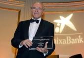 Caixabank recibe el premio al banco más innovador del mundo