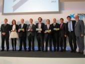 """Enisa y """"la Caixa"""" premian a cuatro empresas españolas innovadoras para impulsar su crecimiento"""