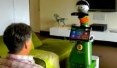 Investigadores europeos diseñan robots personalizados para el ciudado de ancianos