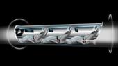Presentan un innovador medio de transporte que puede alcanzar los 1.200 Km por hora