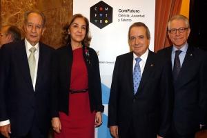 """El CSIC y su Fundación ponen en marcha """"ComFuturo"""", un programa para apoyar el talento de los jóvenes investigadores españoles"""