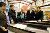 La Xunta de Galicia impulsa la innovación en el sector aeronáutico