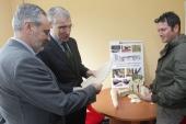 La compañía gallega Ibérica de Esponjas Vegetales lidera el mercado europeo de producción de esponjas a partir de fibras naturales
