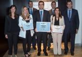 La empresa Torus, ganadora de los Premios Emprendedor XXI en Galicia