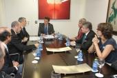 Brasil se interesa por las capacidades tecnológicas del sector aeroespacial gallego