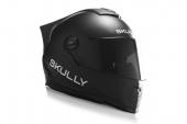Desarrollan un casco inteligente para motoristas que incorpora una pantalla de realidad aumentada