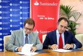 Banco Santander y la Universitat de les Illes Balears crean la cátedra de Innovación y Transferencia del Conocimiento