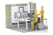 Crean un innovador sistema robotizado para asistir a los pacientes en rehabilitación clínica