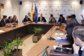 Centros tecnológicos y clústeres gallegos trabajan con la Xunta de Galicia para fomentar la internacionalización y la innovación de las pymes