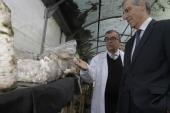 La Xunta de Galicia destaca la capacidad innovadora y dinamizadora de una empresa micológica pontevedresa