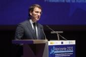 El presidente de la Xunta de Galicia reivindica un modelo español y europeo basado en la innovación