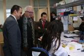 La Junta de Andalucía destaca el potencial del Parque Científico Tecnológico de Córdoba como motor económico de la provincia