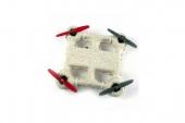 Investigadores estadounidenses crean un dron capaz de autodestruirse sin dejar residuos
