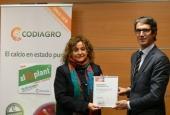 Codiagro obtiene el reconocimiento nacional como Empresa Innovadora de Base Tecnológica, otorgado por la Asociación Nacional de CEEI Españoles