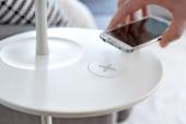 Ikea lanza al mercado lámparas y mesas con cargadores inalámbricos