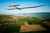Despega el primer avión solar que dará la vuelta al mundo