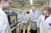 La unidad mixta Esteve-USC, ejemplo de colaboración público-privada en innovación sanitaria en Galicia