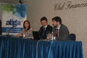 El CDTI presenta a empresarios gallegos sus nuevas ayudas para el fomento de la I+D+i