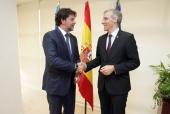 Xunta de Galicia y FEDIT estudian establecer líneas de trabajo conjuntas