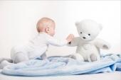 Desarrollan un osito de peluche médico que sirve para poder auscultar a niños enfermos