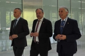 La Universidade de Vigo avanza en la puesta en marcha de un centro de innovación aeroespacial