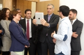 Santiago de Compostela acoge una unidad de investigación tecnológica público-privada para envejecimiento activo, oncología y urgencias
