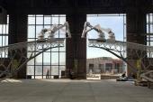 Amsterdam contará con el primer puente de acero construido con impresoras 3D