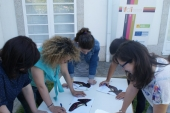 Empresarios gallegos aprenden a desarrollar su capacidad creativa gracias a la Factoría de Innovación de A Coruña