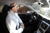 Una universidad china diseña un coche que se controla con la mente