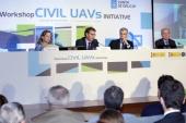 Más de 200 empresas especializadas en la tecnología de drones apuestan por Galicia