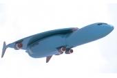 Airbus patenta un avión supersónico