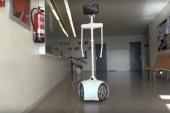 La Universitat de Lleida desarrolla un robot para facilitar la telepresencia en entornos de trabajo a las personas con discapacidad